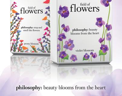Philosophy Field of Flowers Fragrance