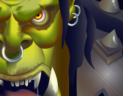 World of Warcraft vector art