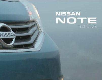 NISSAN Note | Test Drive