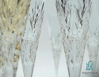 Champagne Glass - 3D Model for Sale - 3D Squirrel