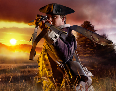 Revolutionary War Reenactor/ Tour Guide