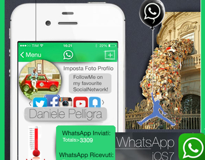 New WhatsApp Ideas | iOS7