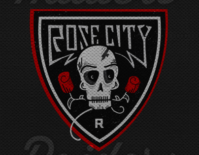 Rose City Raiders Logo