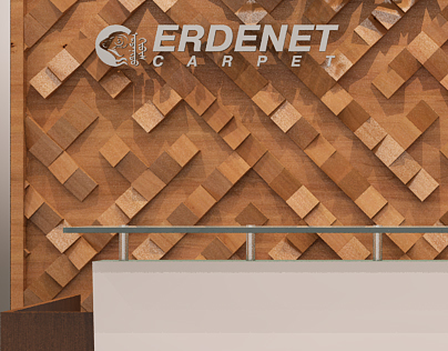 Erdenet Carpet Office Interior Design