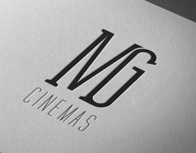 Logo // MG Cinemas // Srinivas Film Director
