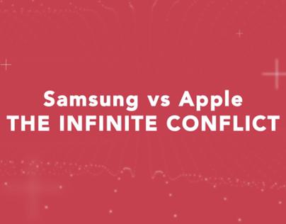 Samsung vs Apple / The infinite conflict