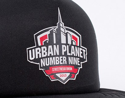 Urban Planet x Number Nine (trucker hat)