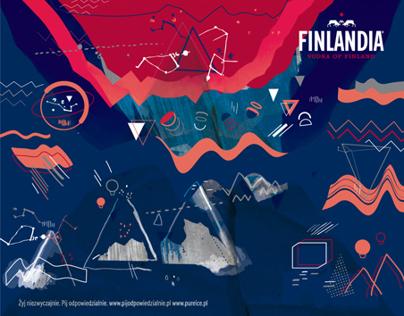 FINLANDIA MANGO VODKA MURAL for FLISAK76