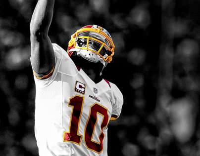 "RGIII ""The Will to Win"""