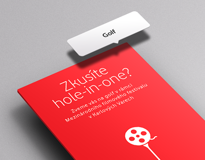 Vodafone Invitation Card