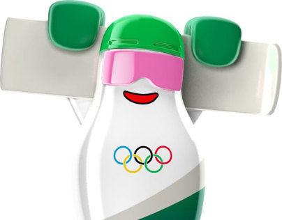 Winter Olympic Mascots