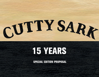 CUTTY SARK / special edition