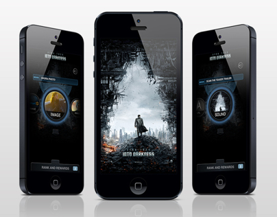 Star Trek - Into Darkness App
