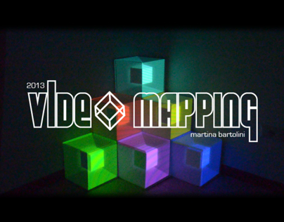 Cube Video Mapping