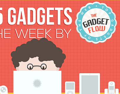 Top 5 Gadgets from The Gadget Flow'