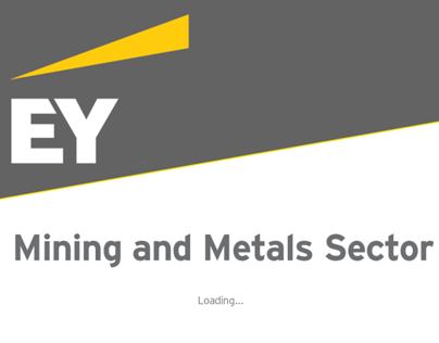 EY Mining & Metals iPad App