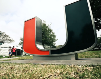 "University of Miami - ""The Impact of U"""