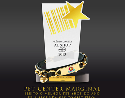 Prêmio AlShop | Pet Center Marginal