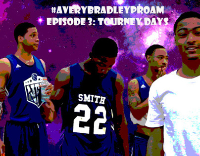#AveryBradleyProAm Episode 3: Tourney Days