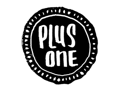 Plus One concert series logo