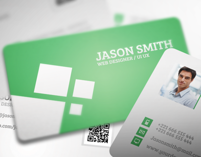 Creative Business Card 6