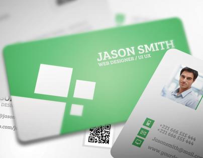 Creative Business Card 6