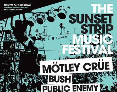 The Sunset Strip Music Festival