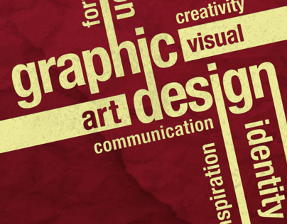 Poster Graphic Design Is...
