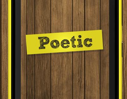 Poetic windows phone apps
