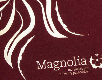 """Magnolia"" [Maryville's Art & Literary Publication]"