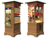 Wrangler Home kiosk