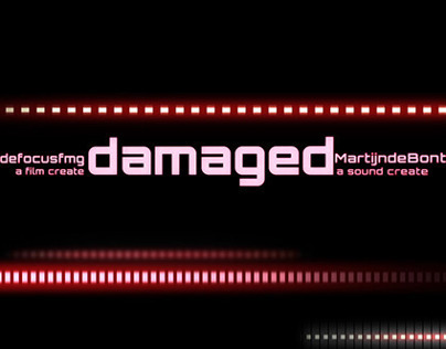 Damaged Movie Trailer