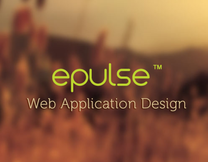 Epulse Web Application