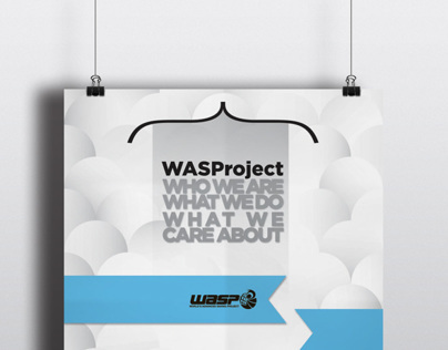 Graphic for WASProject @ Roma Maker Faire