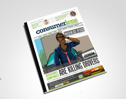 Consumerlens Newspaper