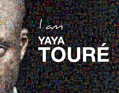 Yaya Touré Player Page