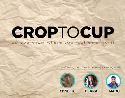 Crop to Cup: A Fully Sustainable Coffee Shop