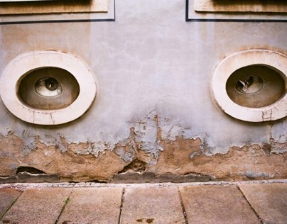 Goerlitz town of ghosts/ Analogue camera