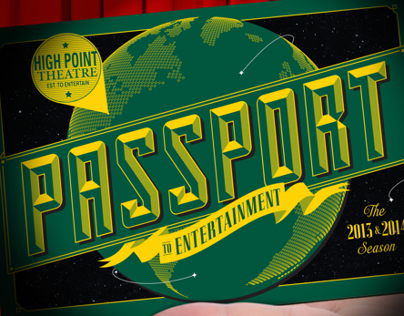 High Point Theatre 2013/14 Passport