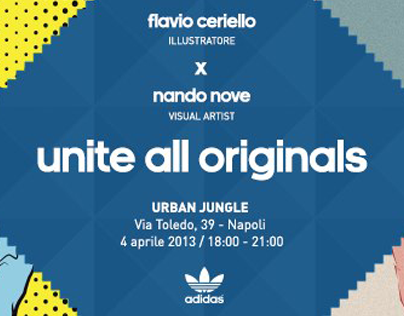 ADIDAS / Unite All Originals