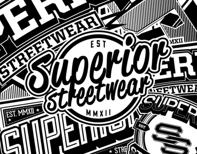 LOGO : Superior Streetwear Clothing Co.