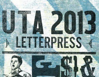 UTA Letterpress