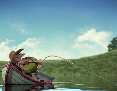 Short Movie - The Fisherman