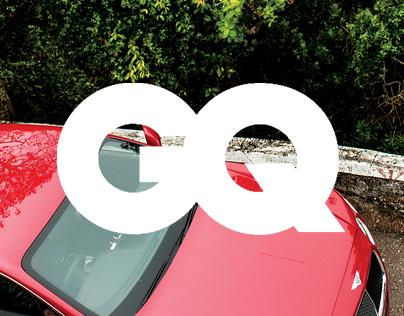 GQ Bentley Promotion
