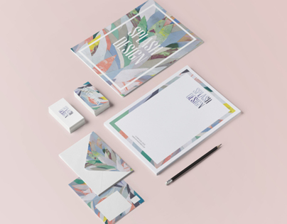SPLASH DESIGN - BRANDING & IDENTITY