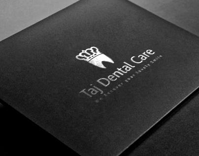 Taj Dental Care Logo