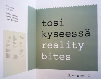 Reality bites at Kiasma