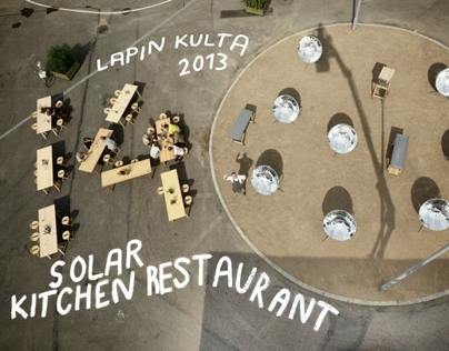 Lapin Kulta - Solar Kitchen Restaurant