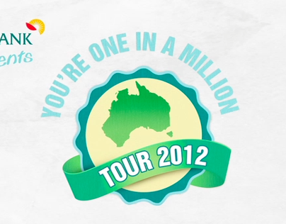 Suncorp Bank - One in a Million Tour