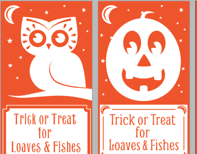 Halloween Fundraising Campaign